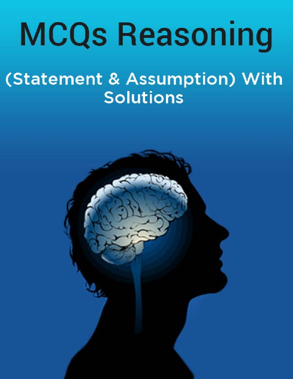 MCQs Reasoning (Statement & Assumption) With Solutions - Page 1