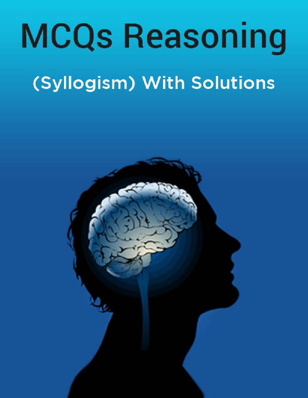 MCQs Reasoning (Syllogism) With Solutions - Page 1