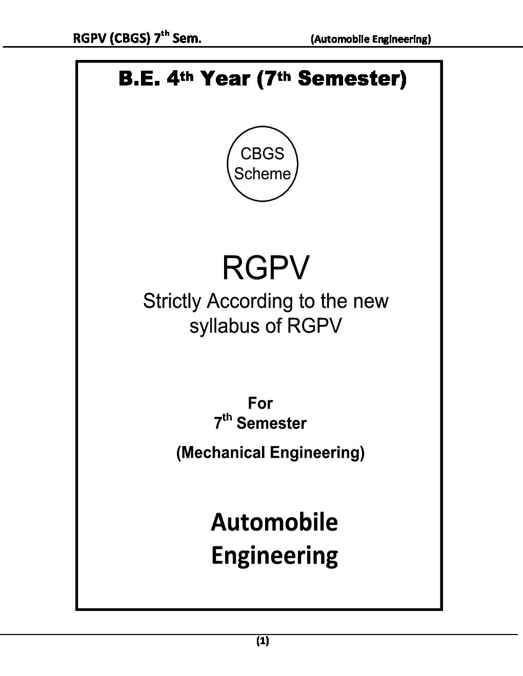 Download Mechanical Engineering 4th Sem Books Pdf Pdf