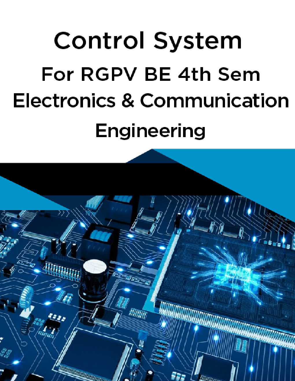 Control System For RGPV BE 4th Sem Electronics & Communication Engineering - Page 1
