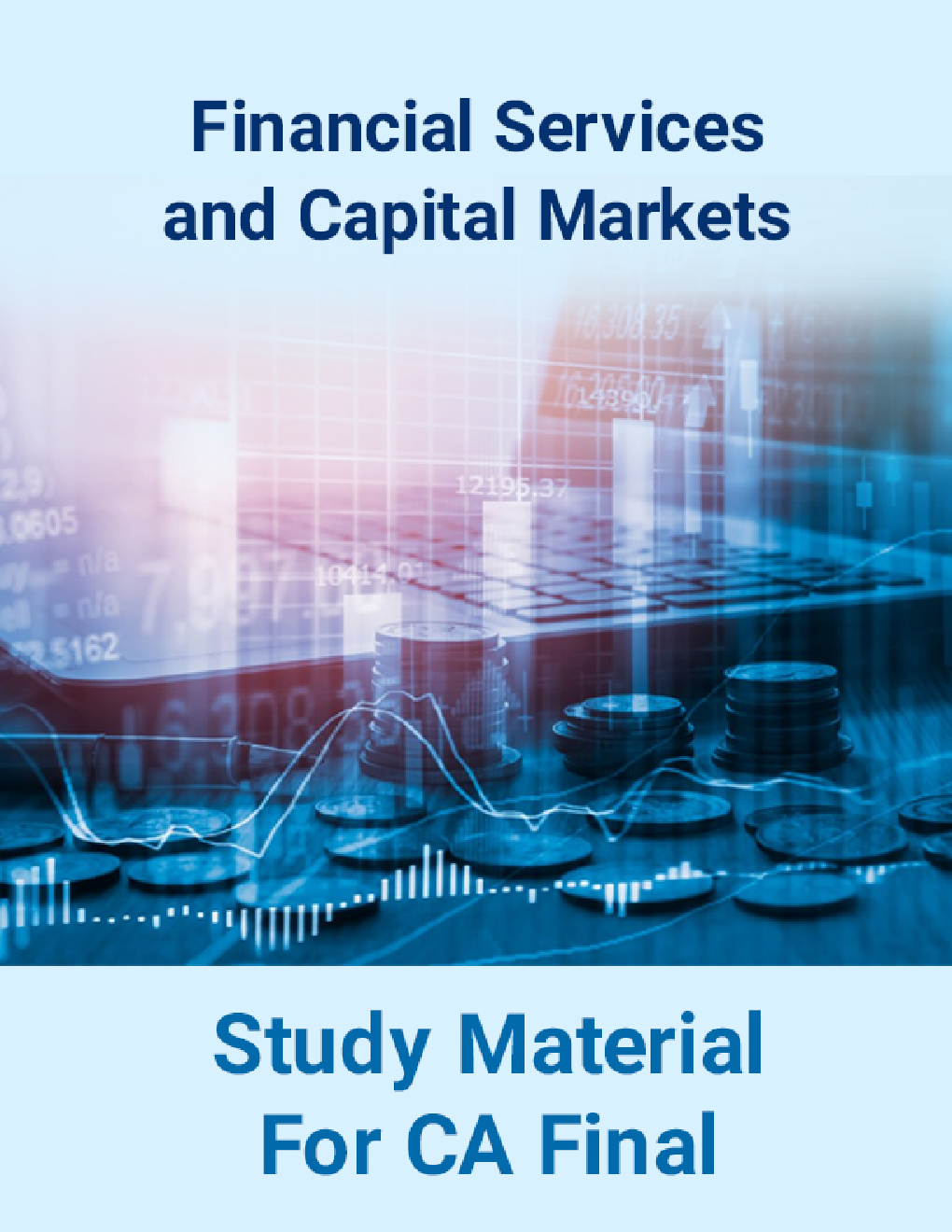 Financial Services and Capital Markets Study Material For CA Final - Page 1