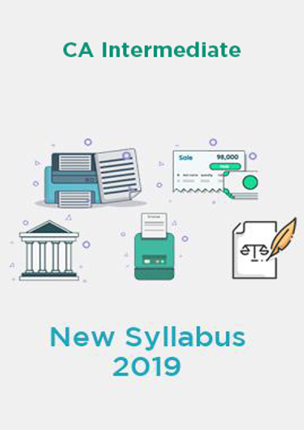 CA Intermediate New Syllabus 2019 - Page 1