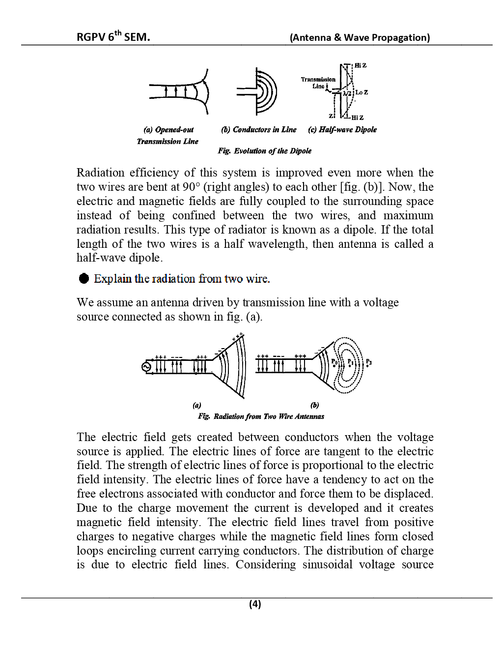 Antenna And Wave Propagation For RGPV BE 6th Sem Electronics & Communication Engineering - Page 5