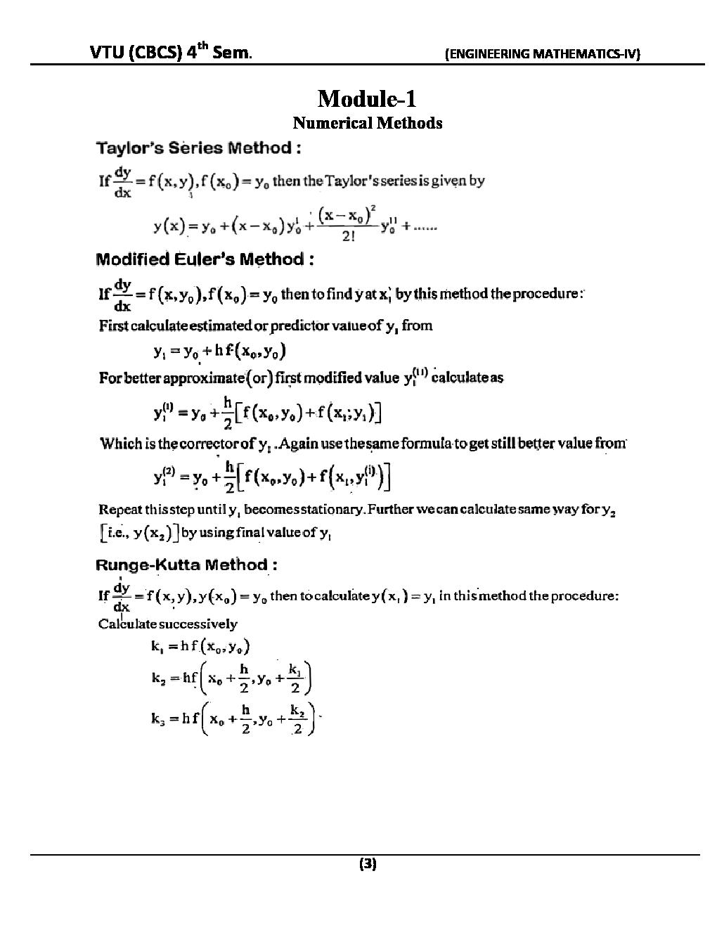 Engineering Mathematics-IV  For VTU BE 4th Sem Civil Engineering - Page 4