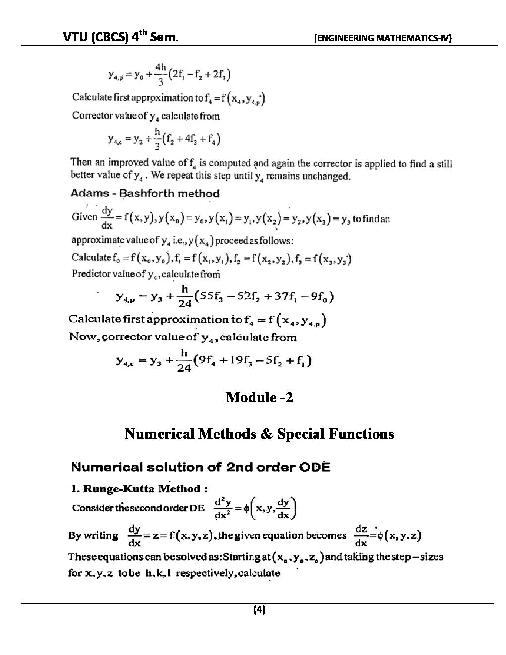 Engineering Mathematics-IV  For VTU BE 4th Sem Civil Engineering - Page 5