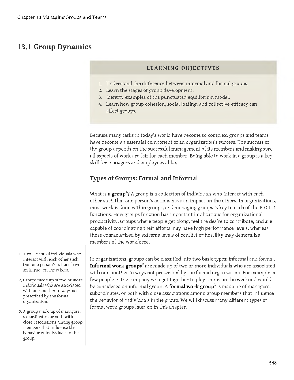 UGC NET Managing Groups And Teams Study Material For Management - Page 4