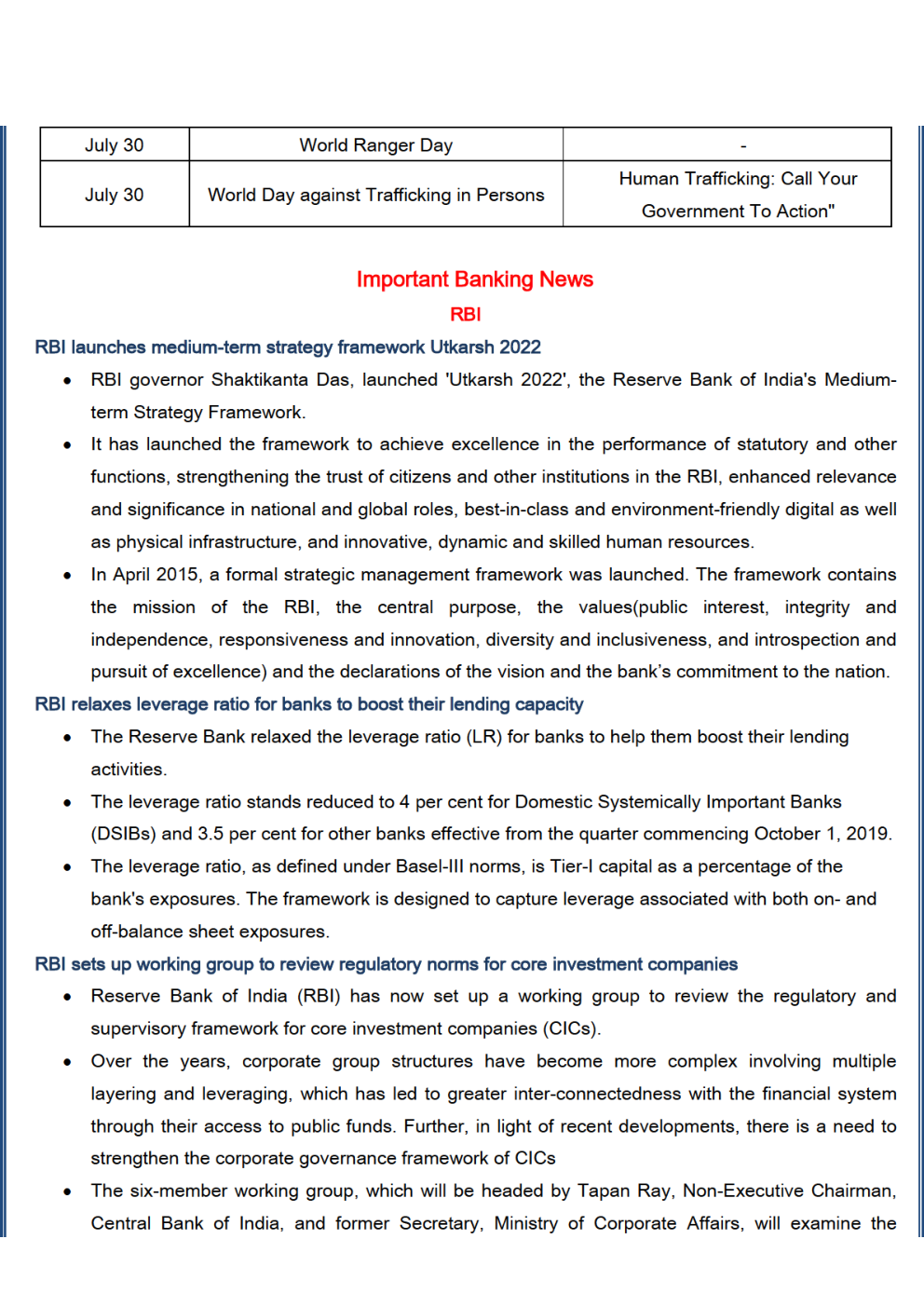 GK And Current Affairs July 2019 - Page 4