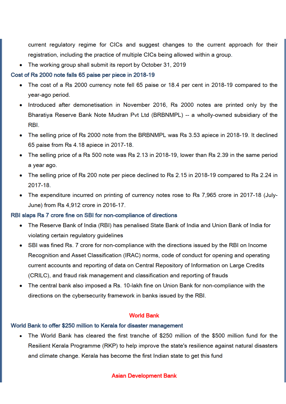 GK And Current Affairs July 2019 - Page 5
