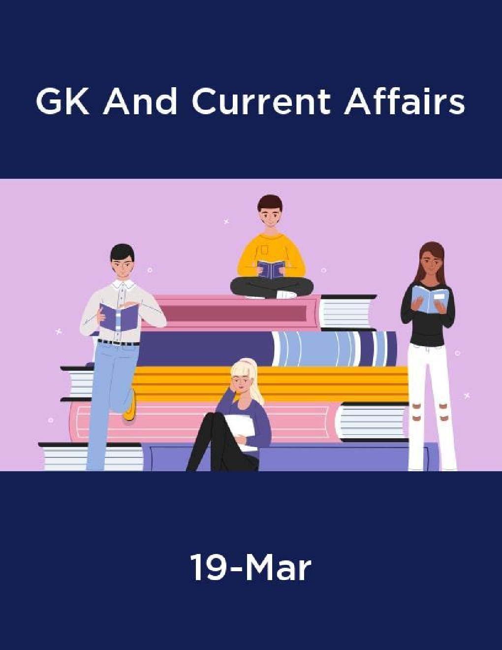 GK And Current Affairs March 2019 - Page 1