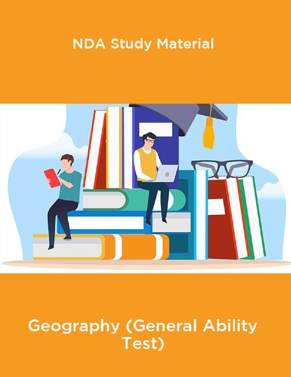 NDA Study Material For Geography (General Ability Test) - Page 1