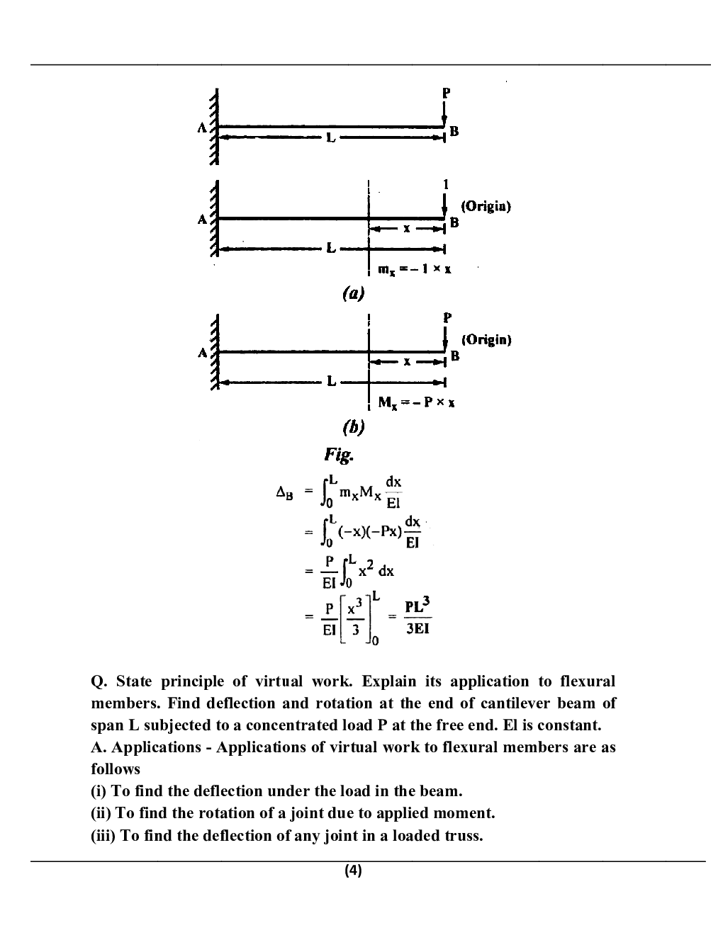 Structural Analysis-I B.Tech 4th Sem Civil Engineering For JECRC University - Page 4