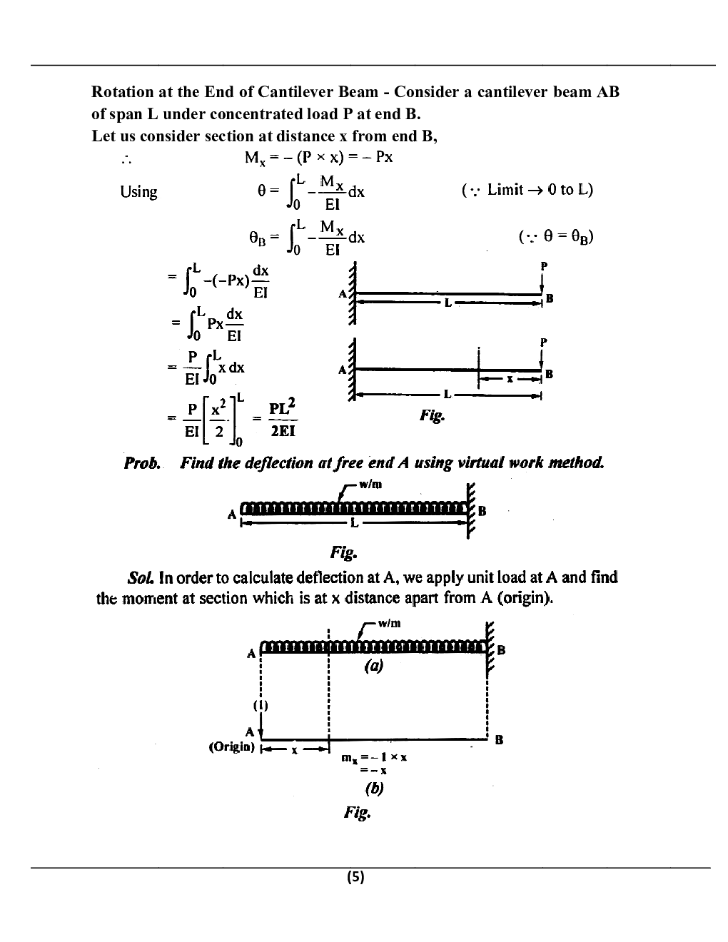 Structural Analysis-I B.Tech 4th Sem Civil Engineering For JECRC University - Page 5