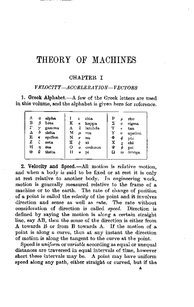 Theory Of Machines - Page 4