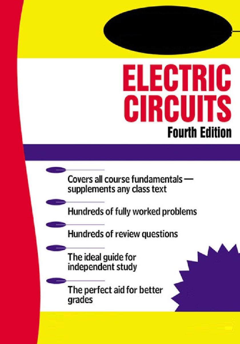 Theory And Problems Of Electric Circuits Fourth Edition - Page 1
