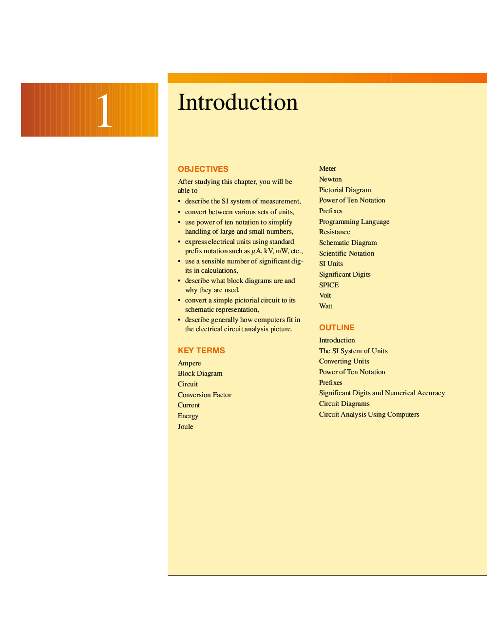 Circuit Analysis Theory and Practice - Page 2