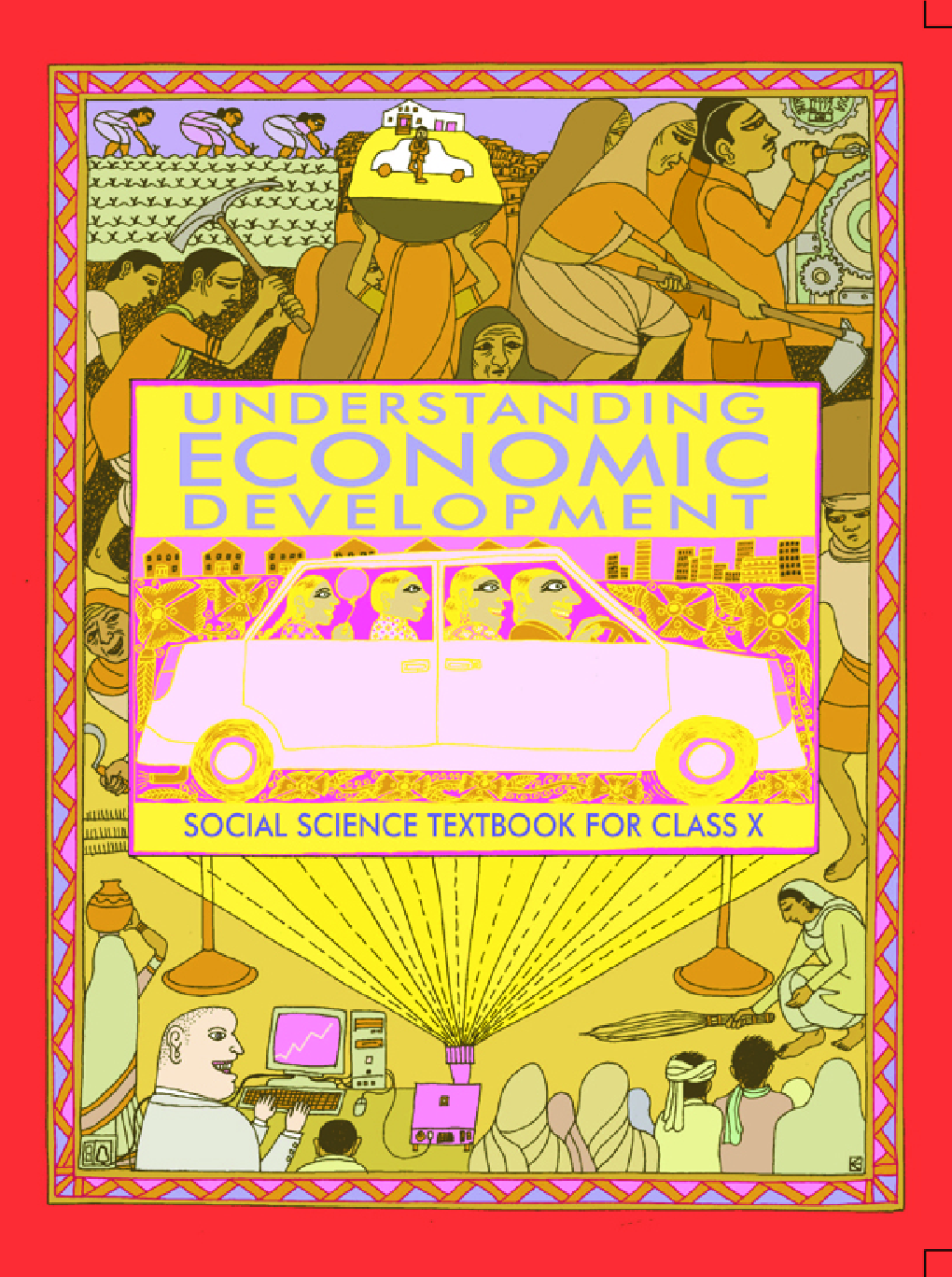 NCERT Understanding Economic Development Social Science Textbook For Class X - Page 1