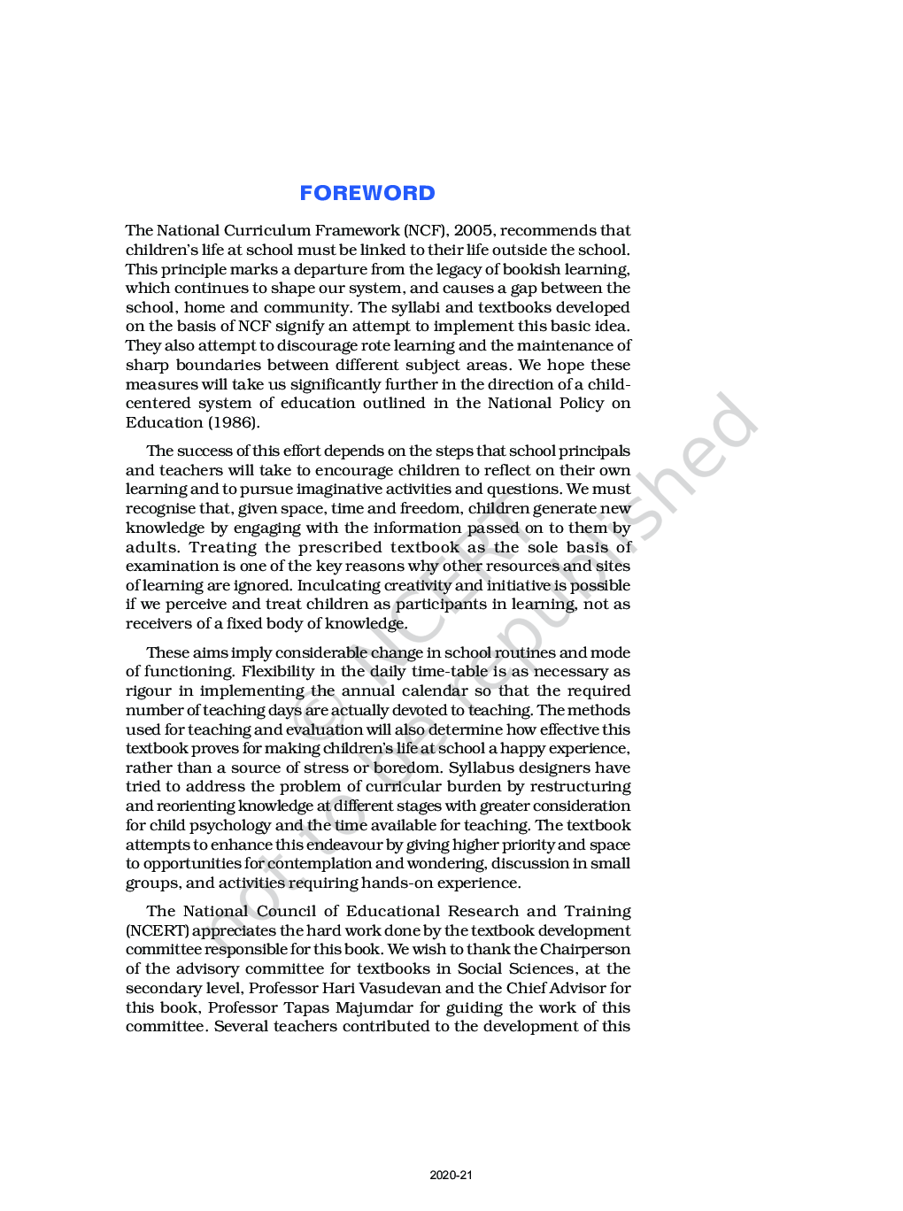 NCERT Understanding Economic Development Social Science Textbook For Class X - Page 4