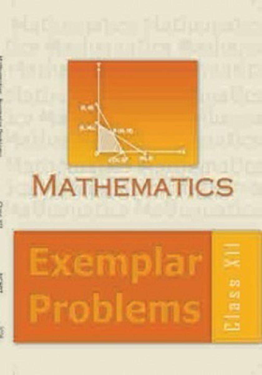 NCERT Exemplar Problems Class XII Mathematics - Page 1