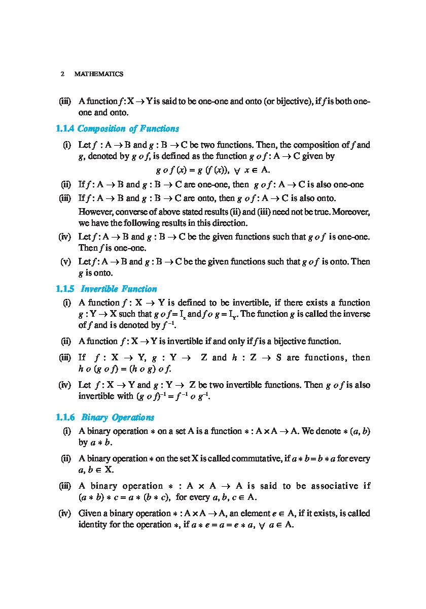 NCERT Exemplar Problems Class XII Mathematics - Page 3