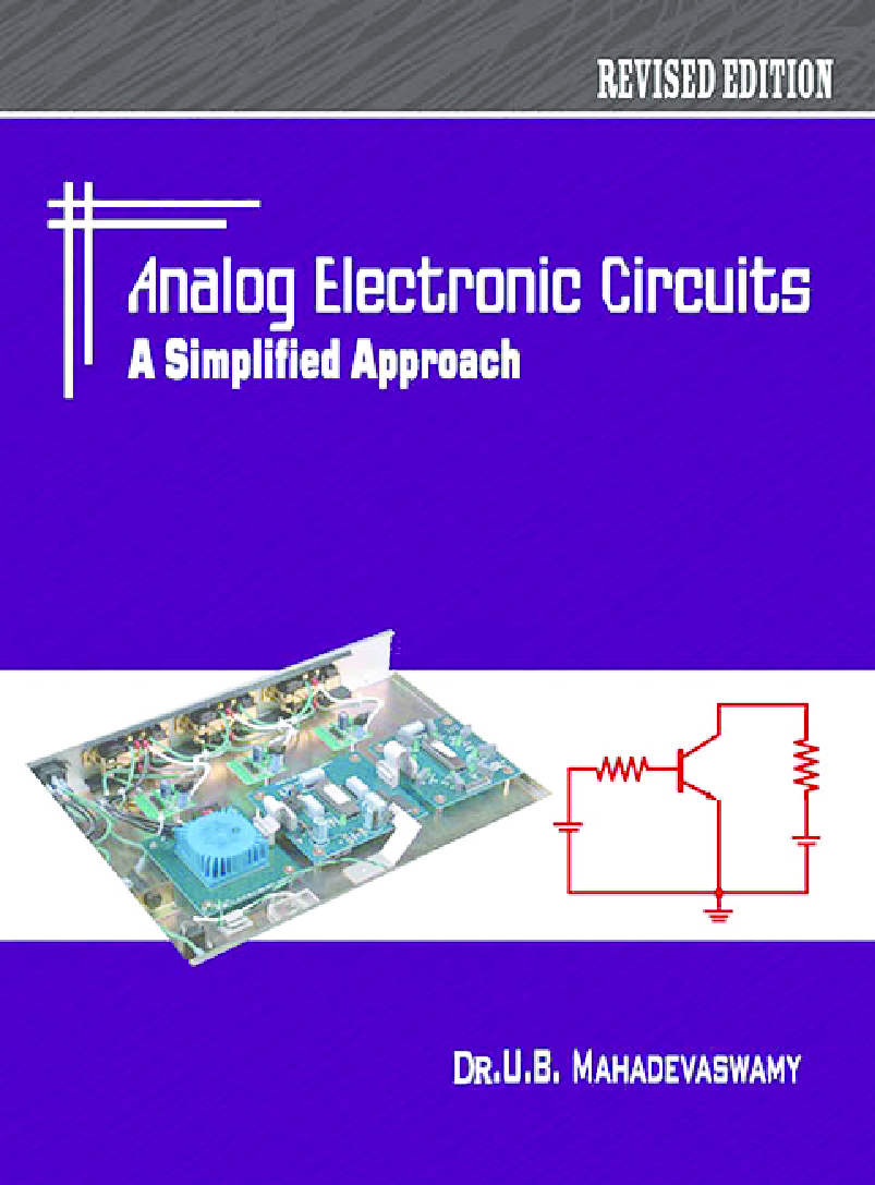 Analog Electronic Circuits A Simplified Approach - Page 1