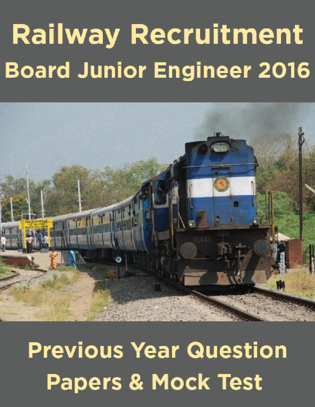 Railway Recruitment Board Junior Engineer 2016 Previous Year Question Papers And Mock Test - Page 1