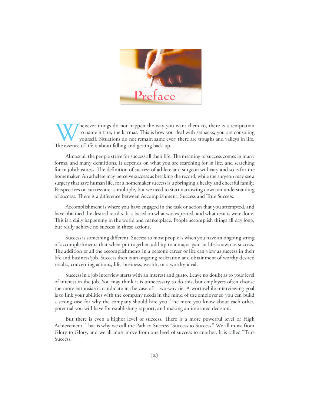 Way To Success Step By Step - Page 4