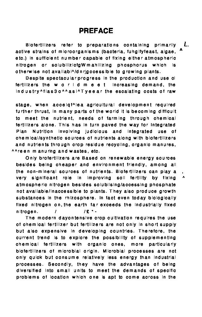 Handbook of Biofertilizers - Page 4