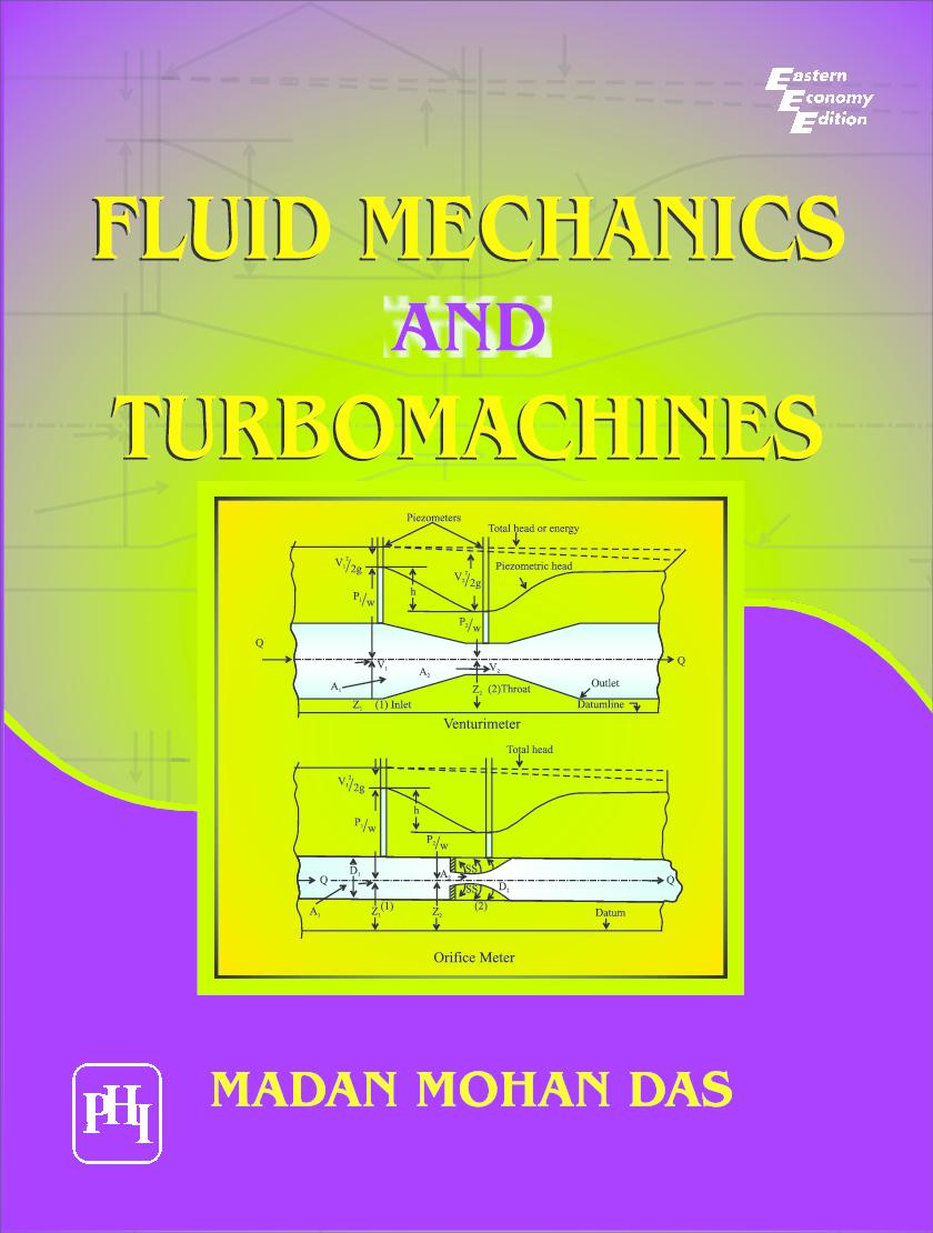 Fluid Mechanics And Turbomachines - Page 1