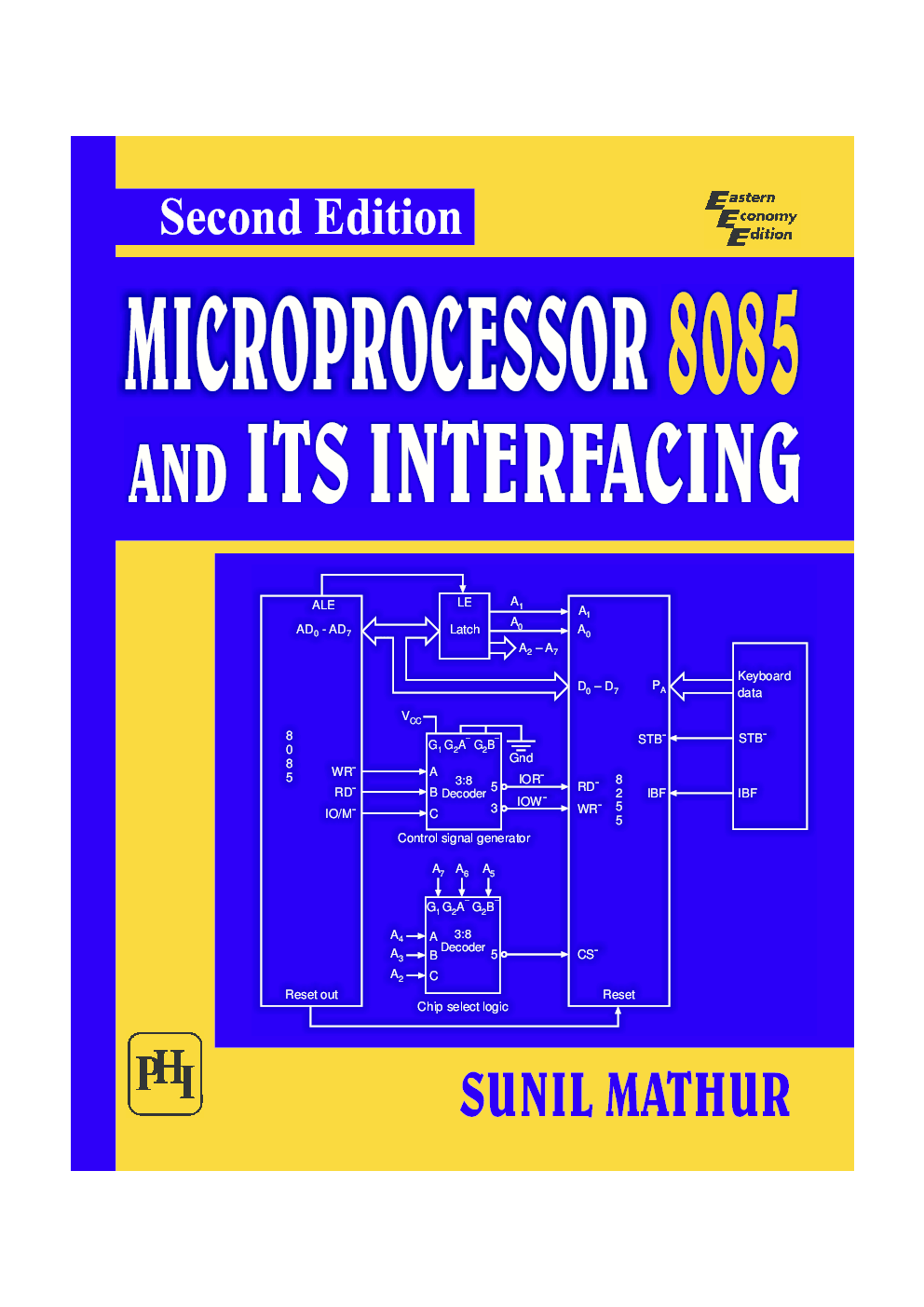 Microprocessor 8085 And Its Interfacing - Page 1