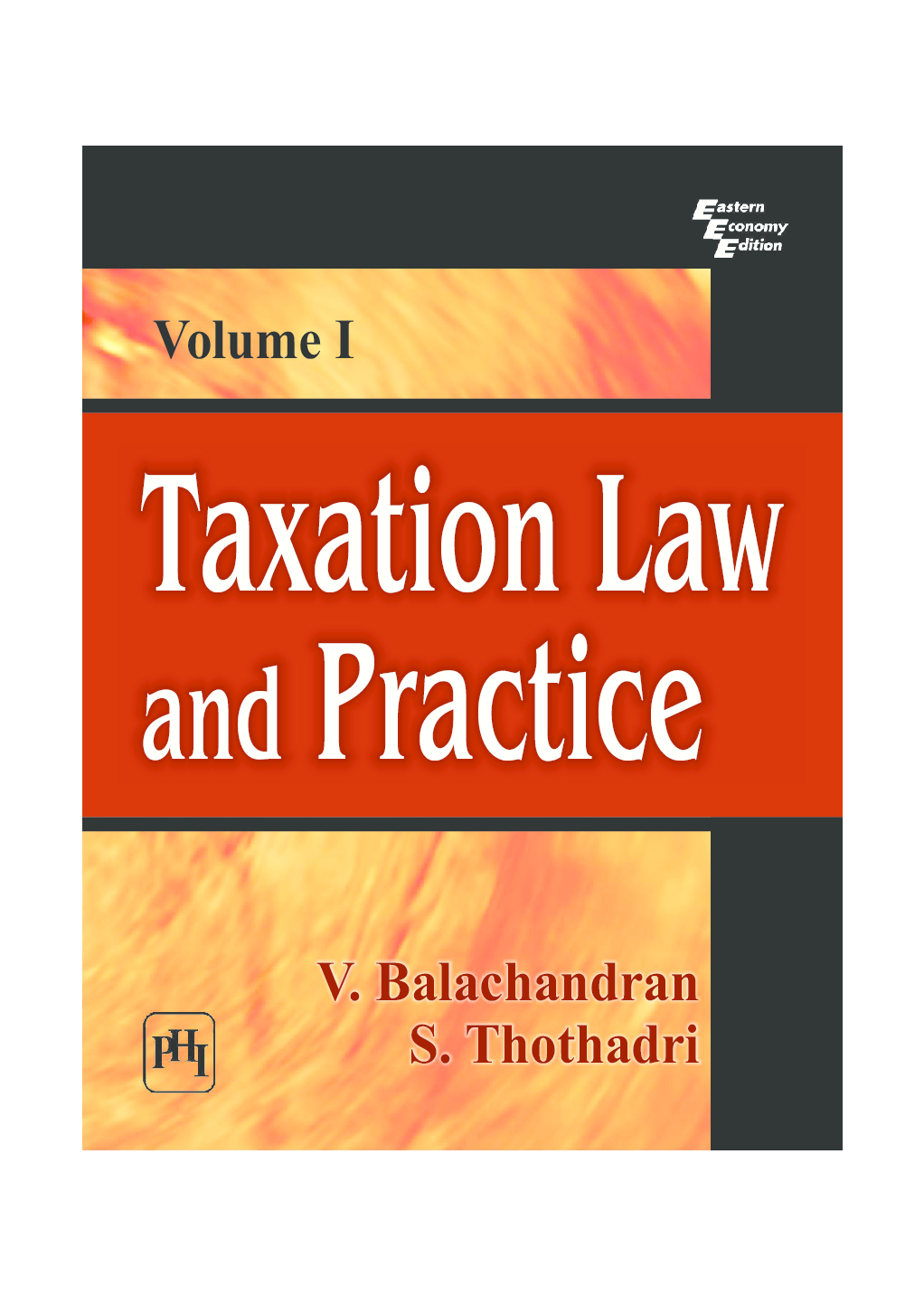 Taxation Law And Practice Volume I - Page 1