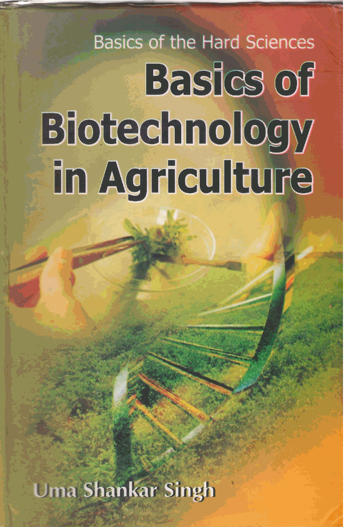 Basics of Biotechnology in Agriculture - Page 1