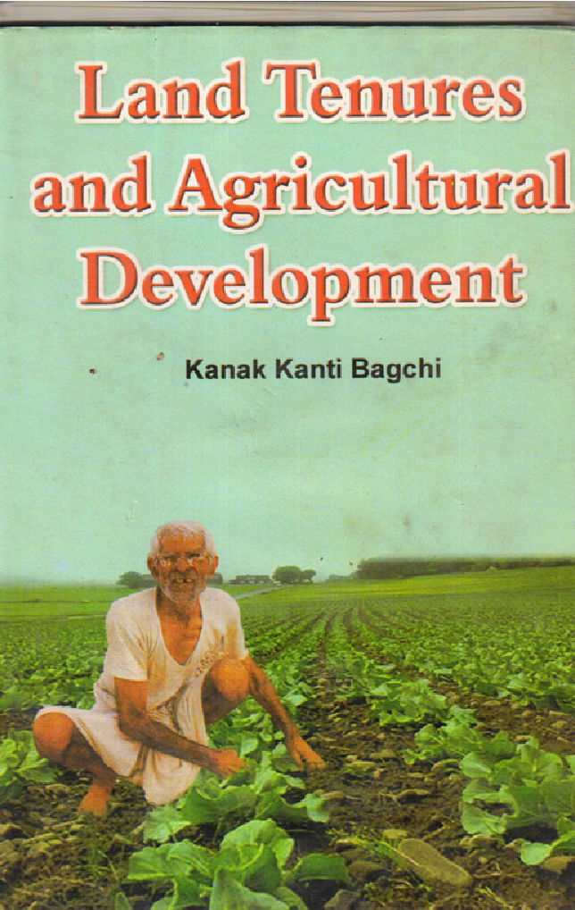 Land Tenures and Agricultural Development - Page 1