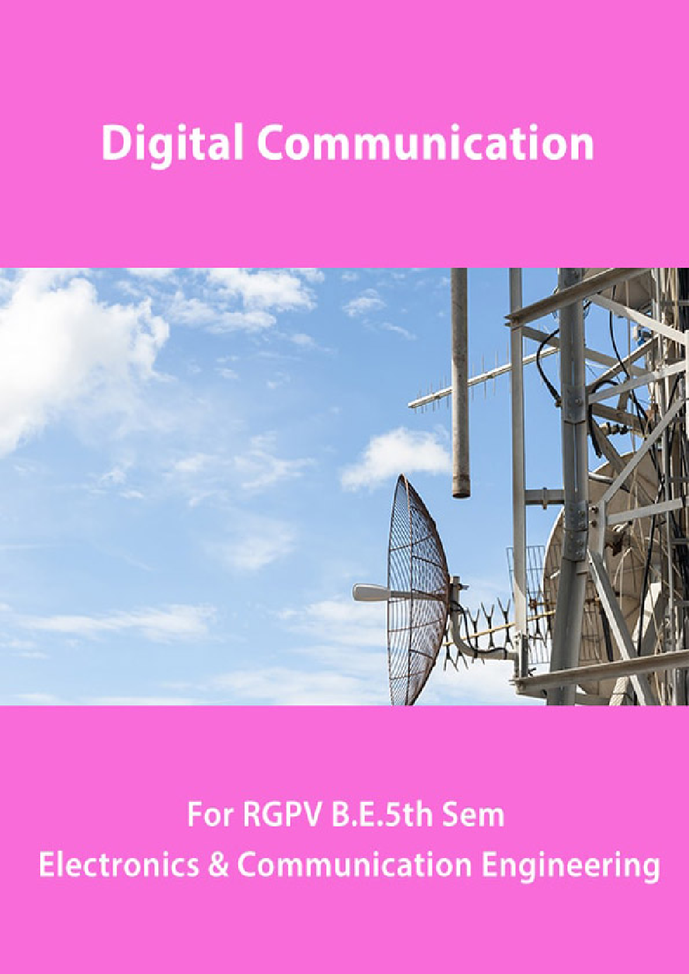 Digital Communication For RGPV B.E. 5th Sem Electronics & Communication Engineering - Page 1