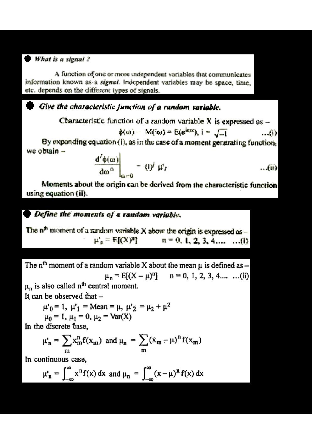 Digital Communication For RGPV B.E. 5th Sem Electronics & Communication Engineering - Page 4
