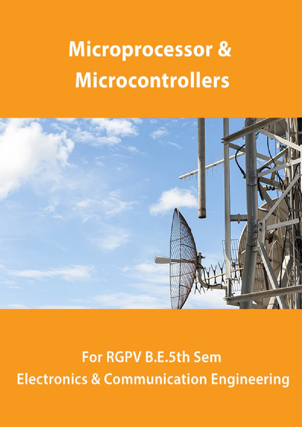 Microprocessor And Microcontrollers For RGPV B.E. 5th Sem Electronics & Communication Engineering - Page 1