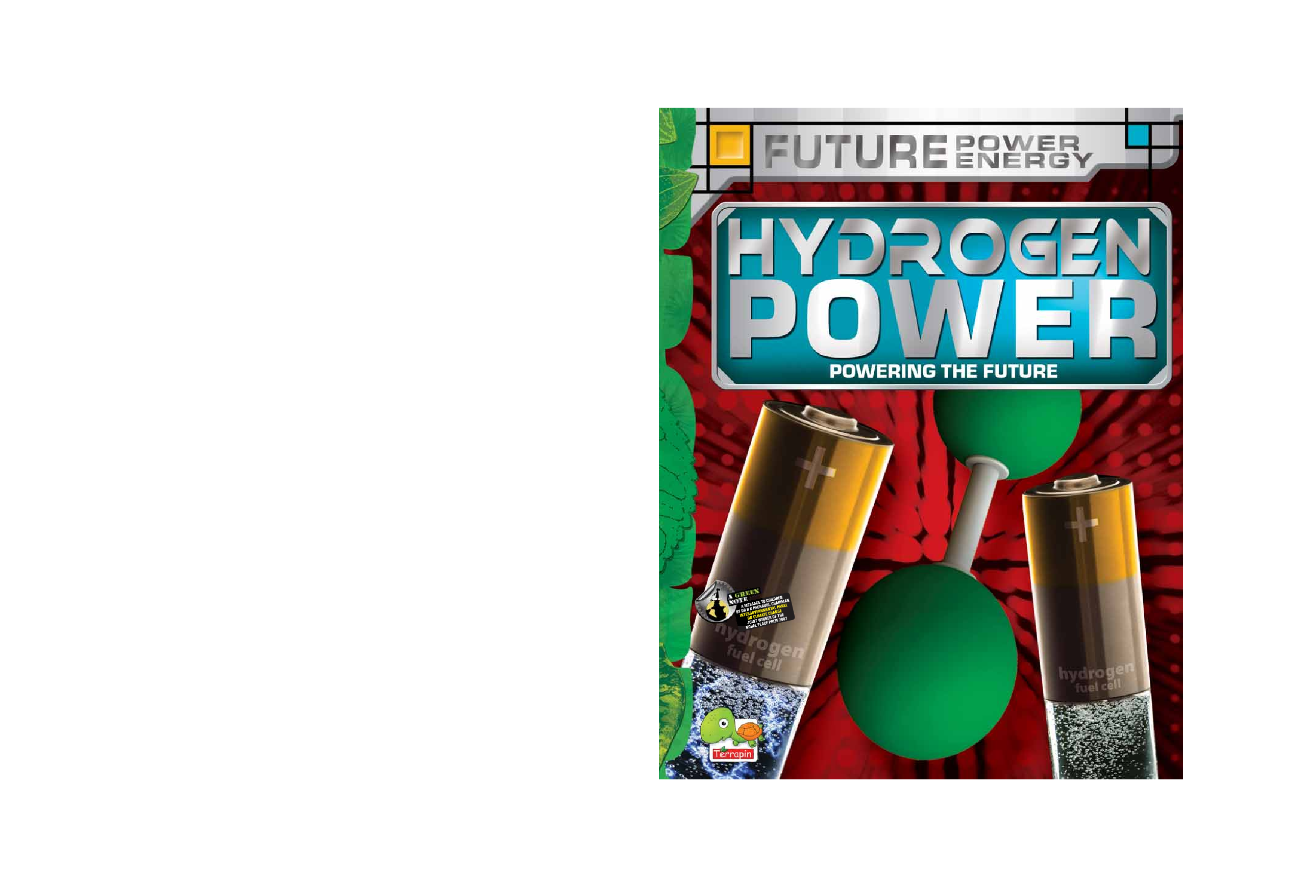 Future Power,Future Energy : Hydrogen Power - Page 1