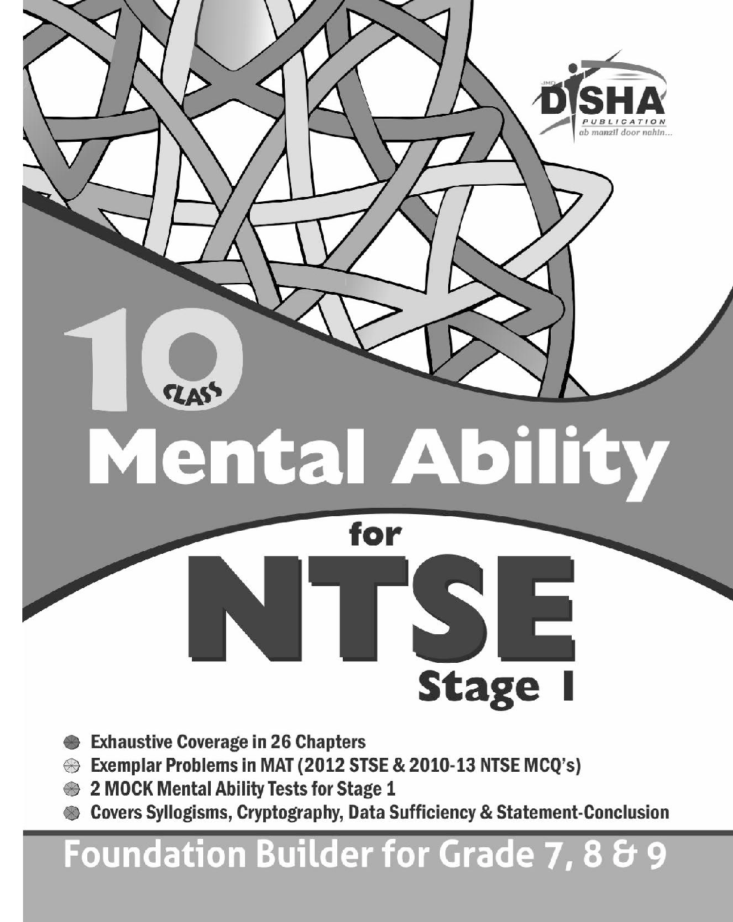 Download Mental Ability For Ntse For Class 10 Quick Start