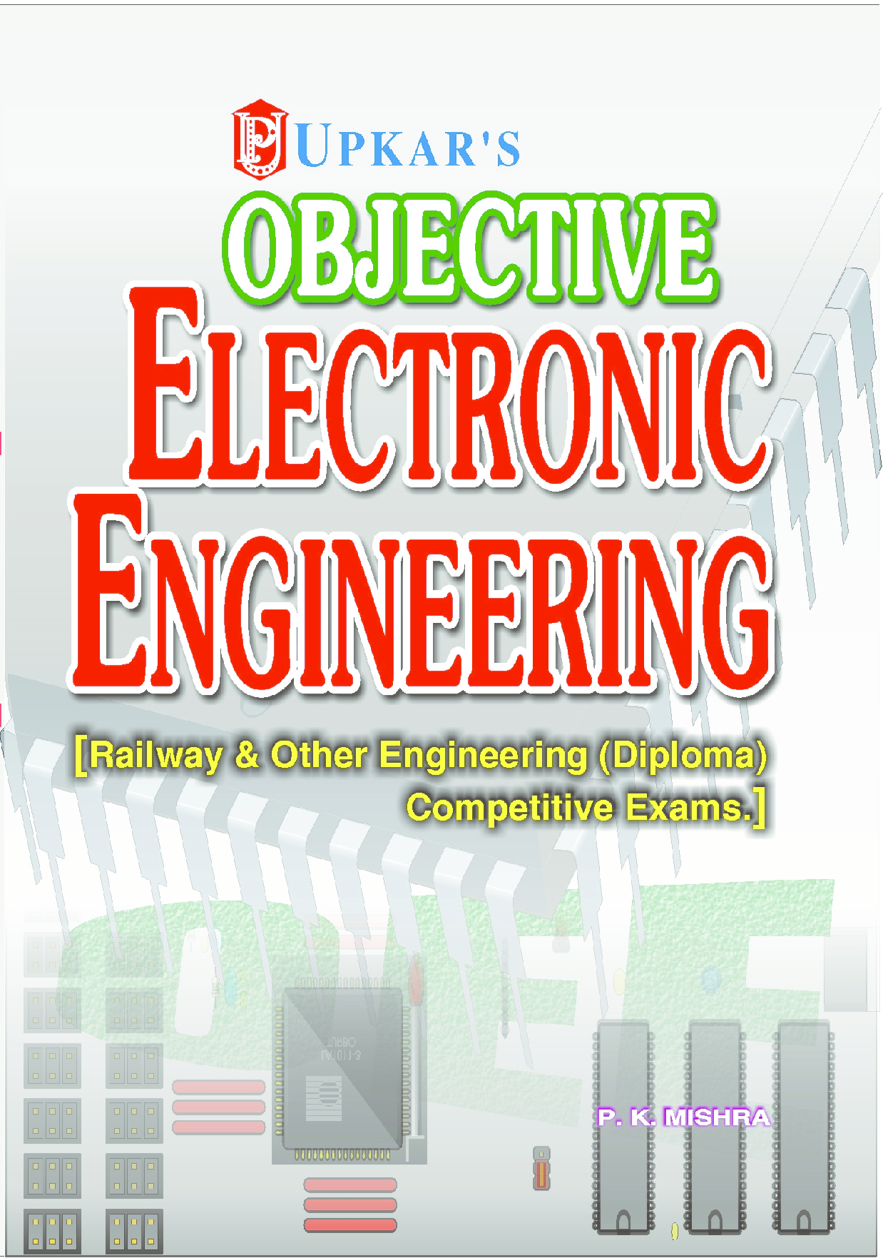 Objective Electronic Engineering Railway and Other Engineering Diploma Compettive Exams - Page 1