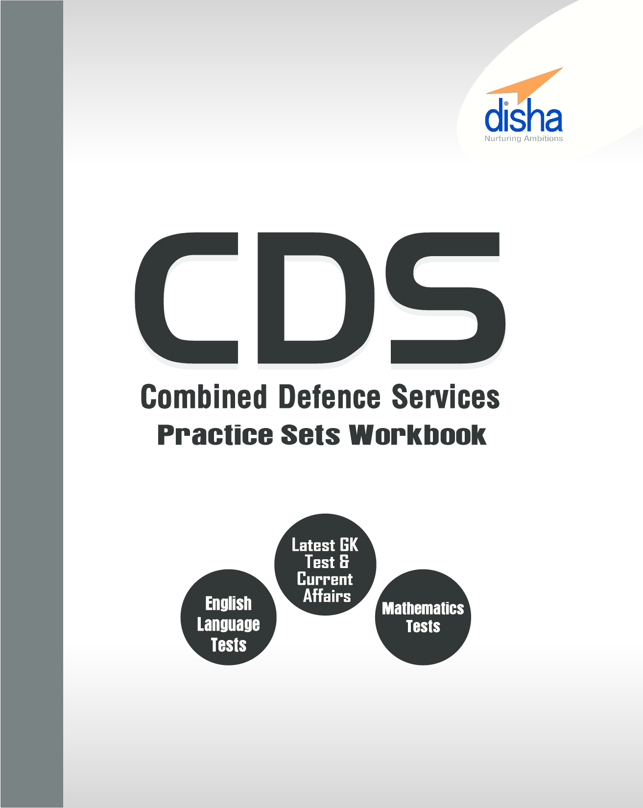 CDS Combined Defence Services 5 Practice Sets Workbook - Page 2