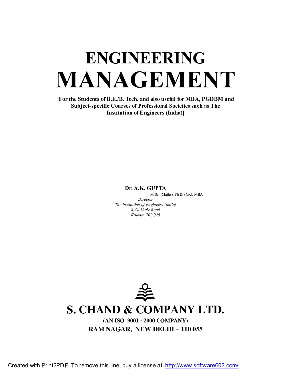 Engineering Management - Page 2