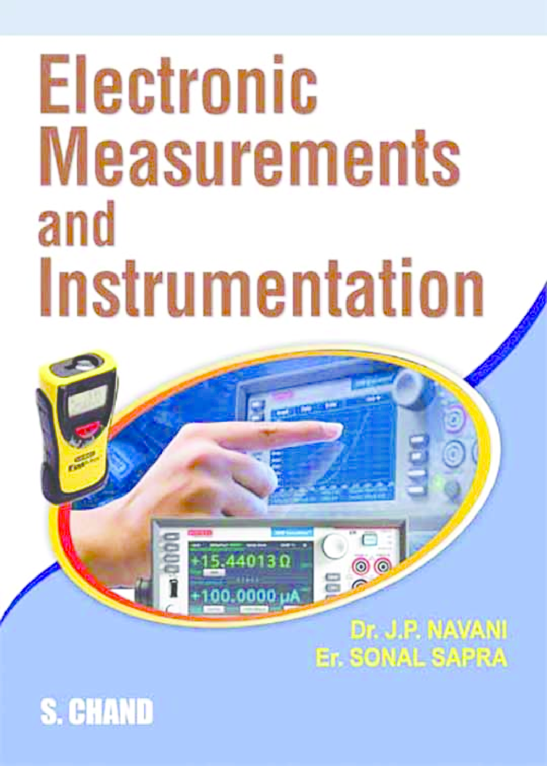Electronic Measurement And Instrumentation - Page 1