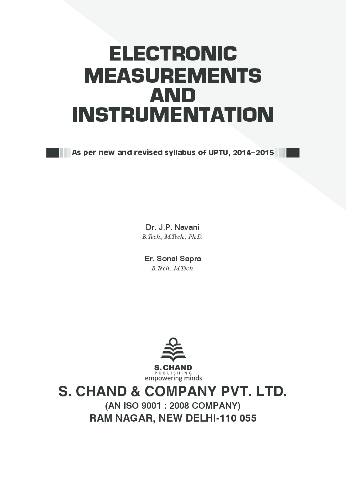 Electronic Measurement And Instrumentation - Page 4