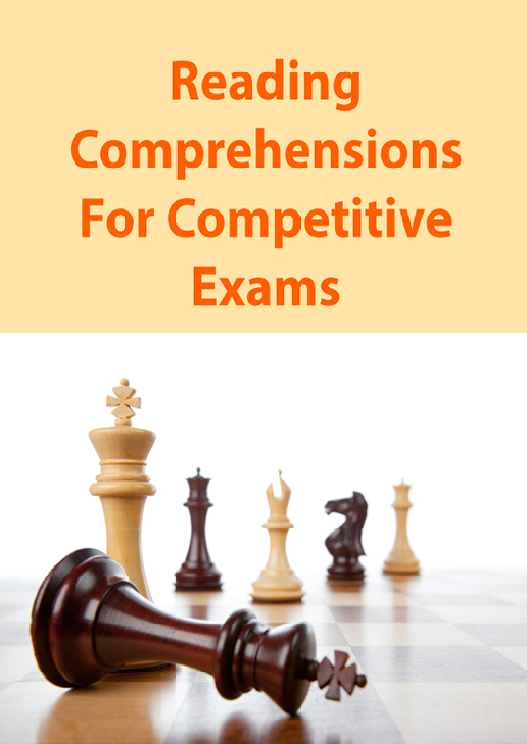 Reading Comprehensions For Competitive Exams - Page 1