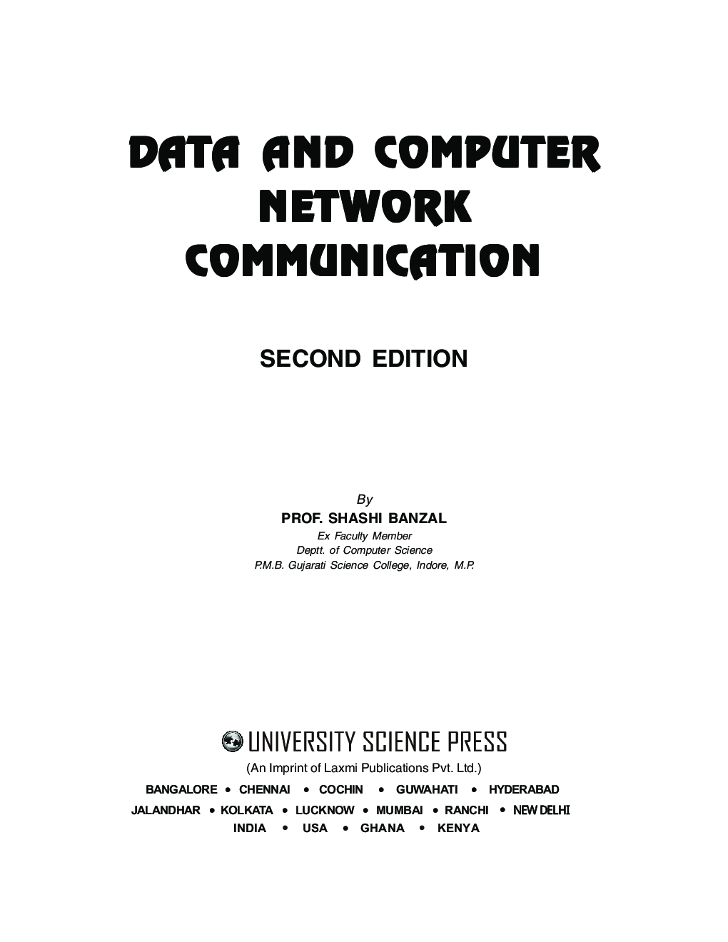 Data And Computer Network Communication - Page 4
