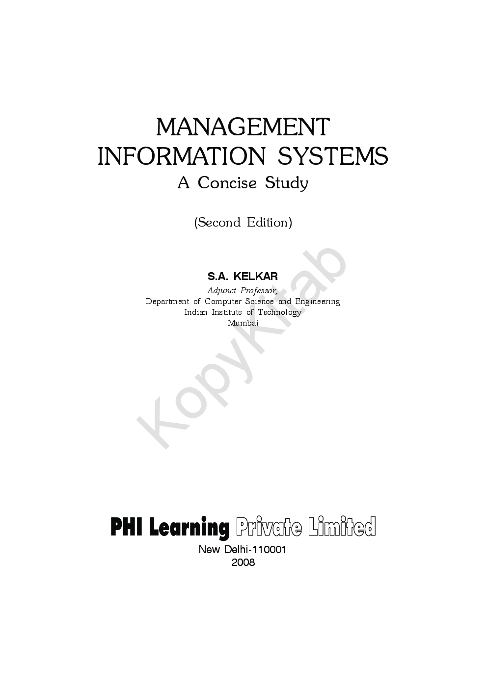 Applications of Management Information Systems ... - Study.com
