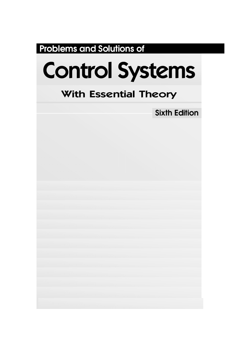 Download problems and solutions of control systems by a k jairath problems and solutions of control systems by a k jairath fandeluxe Images