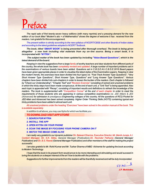 Download moderns abc plus of mathematics class 12 part i pdf online moderns abc plus of mathematics class 12 part i by j p mohindru bharat mohindru fandeluxe Choice Image