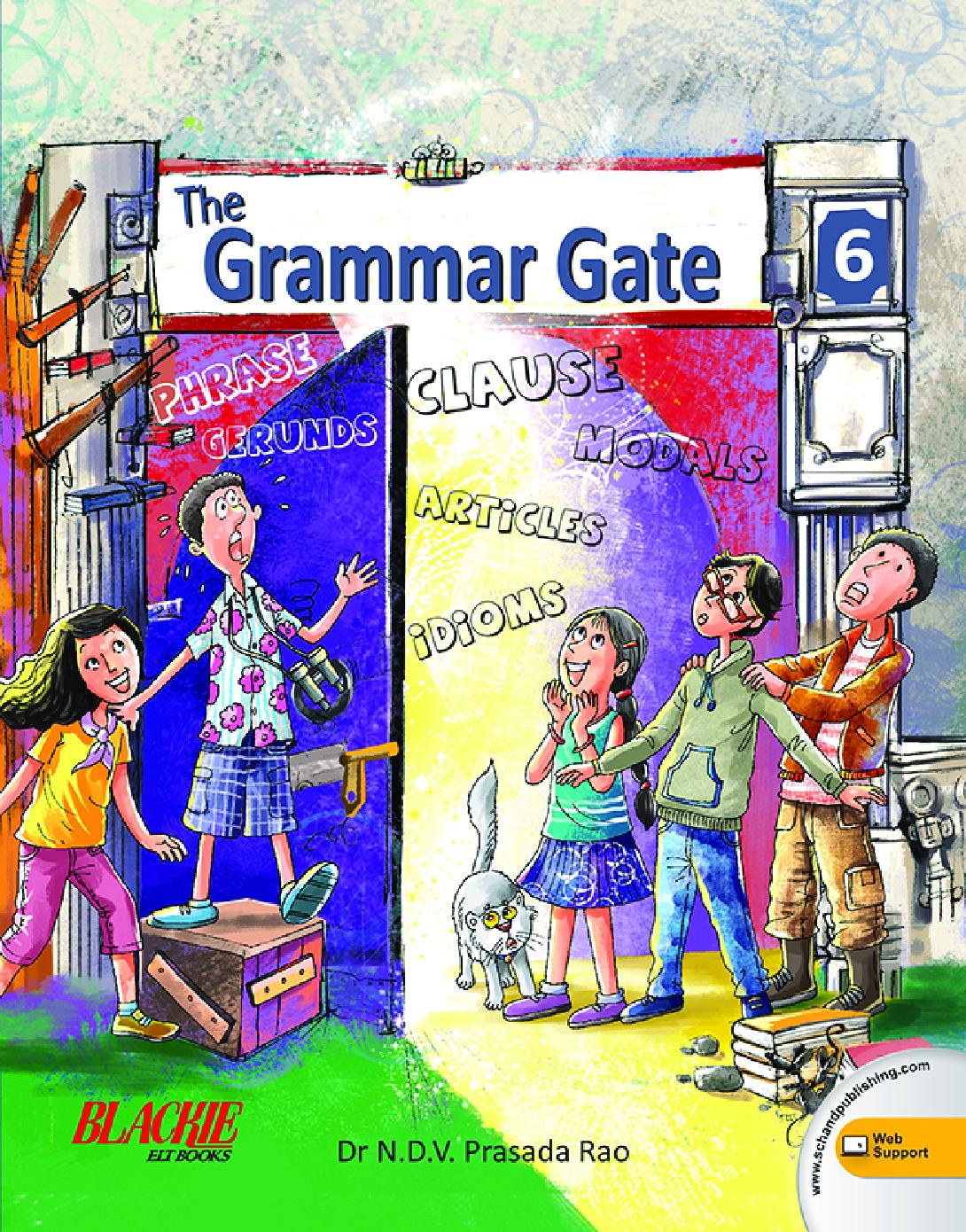 The Grammar Gate Book 6 - Page 1