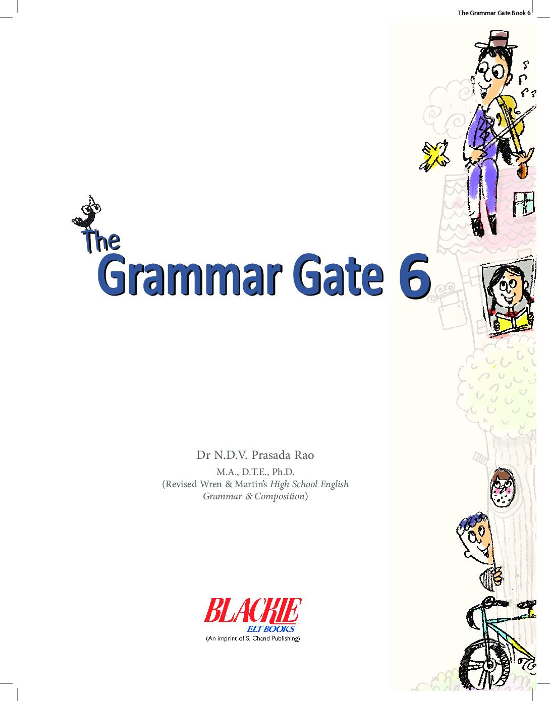The Grammar Gate Book 6 - Page 2
