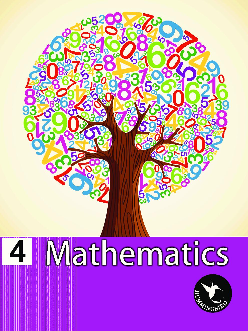 Humming Bird Mathematics-4    - Page 1